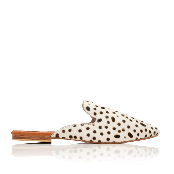ADELINE MULES - CHEETAH (MADE TO ORDER)