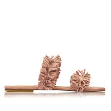 Load image into Gallery viewer, LIZZIE SANDALS - BLUSH (PRE ORDER)