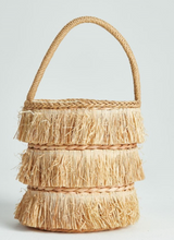 Load image into Gallery viewer, RAFFIA HANDBAG