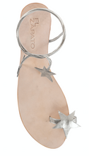 Load image into Gallery viewer, CELESTE SANDALS - SILVER