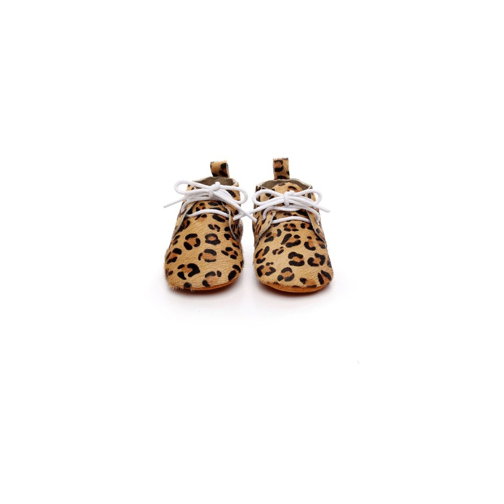 MINI LEOPARD BOOTIES