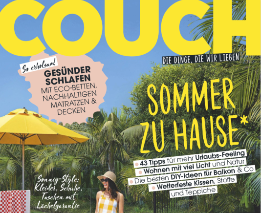 Die Double Spring Box bei COUCH