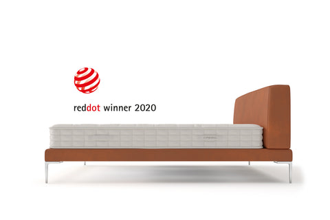 Double Spring Bed Red Dot Design Award