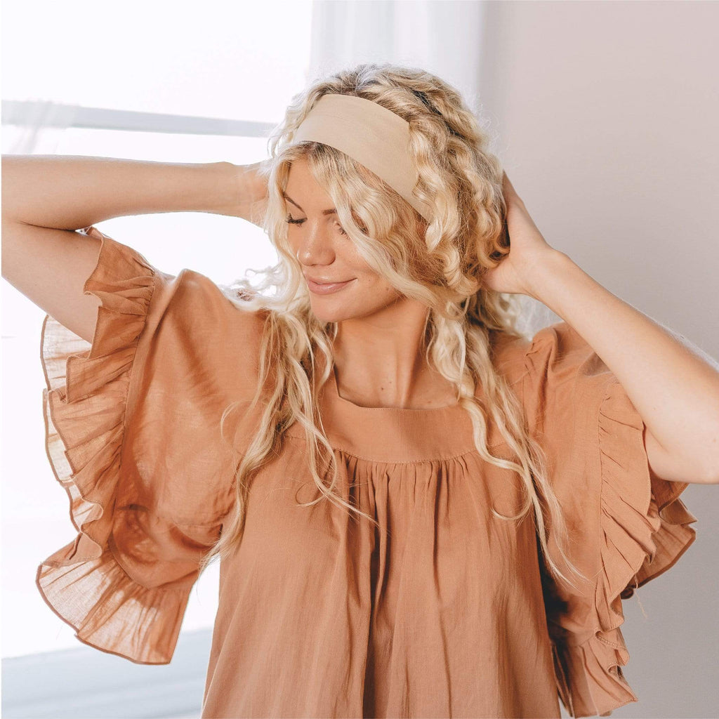 "GIMME Ultra Thin 2"" Headwrap Blondie 2CT"