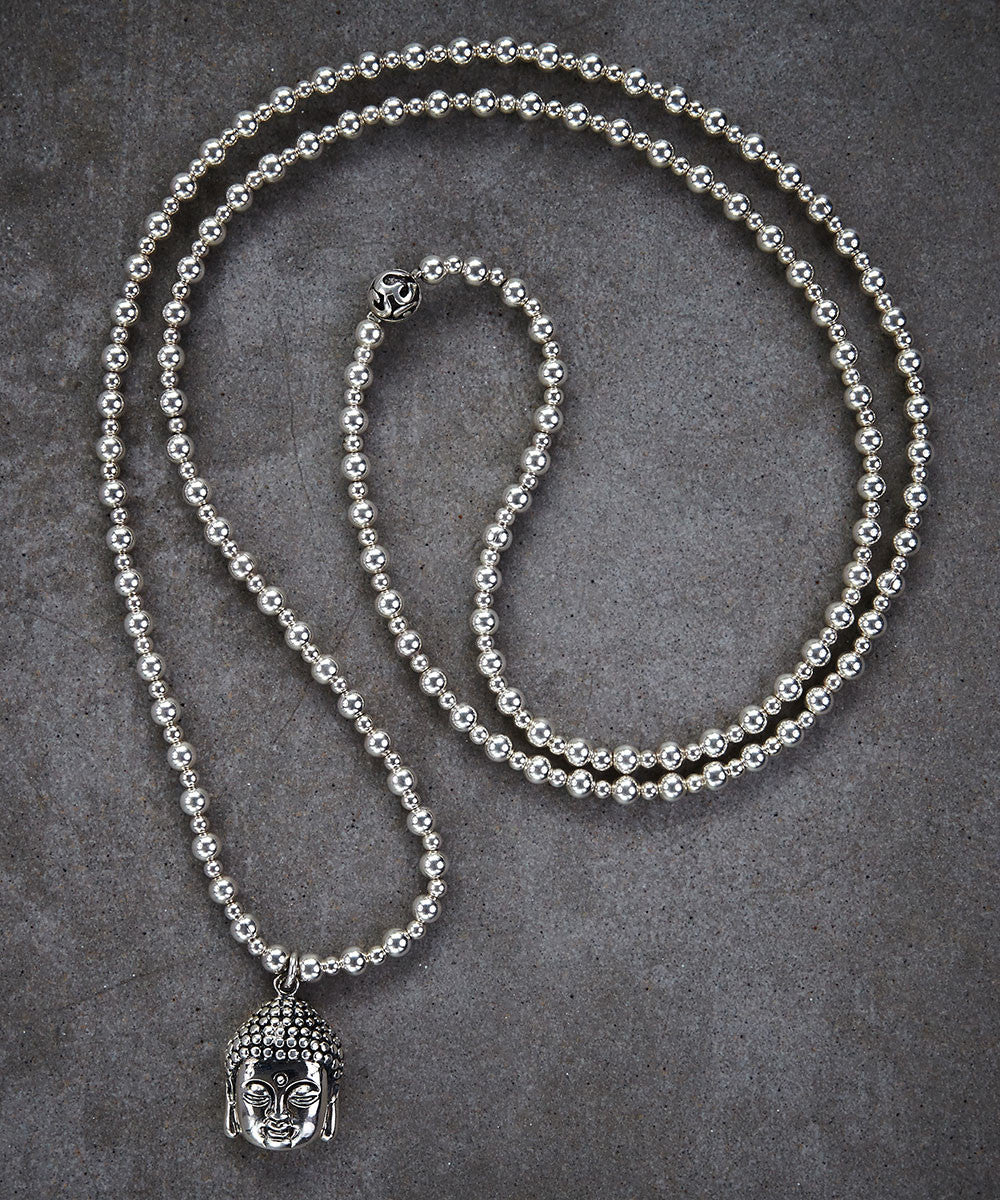 Buddha Necklace - Zen Sisters