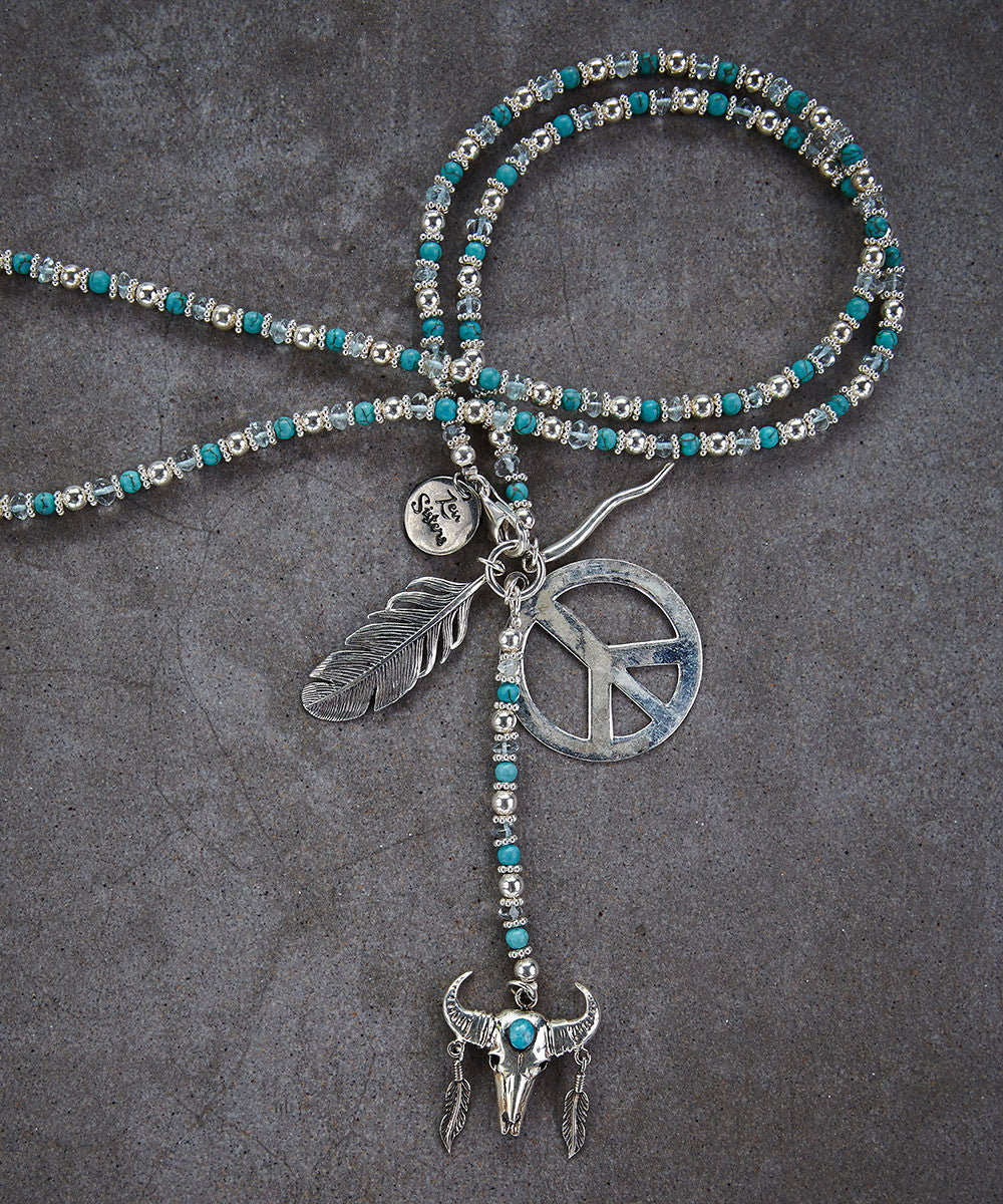 Wild West Necklace - Zen Sisters