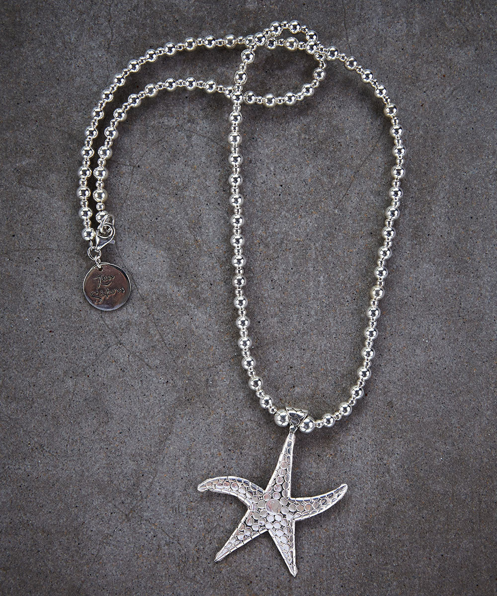 Nicole Starfish Necklace - Zen Sisters