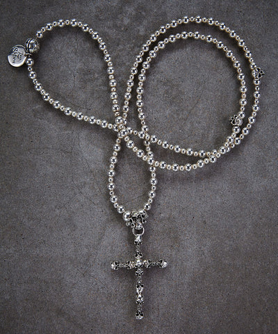 Defector (Skull Cross) Necklace - Zen Sisters