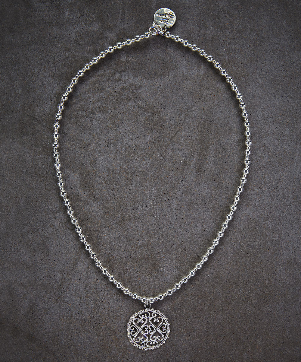 Salinas Necklace - Zen Sisters