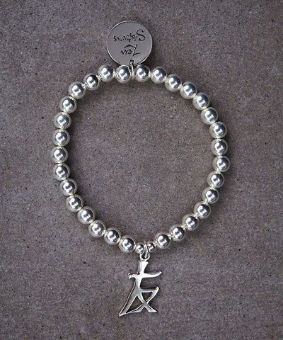 Chinese Character Friend  Bracelet - Zen Sisters