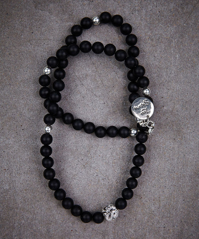 Dragon Bead Necklace - Zen Sisters