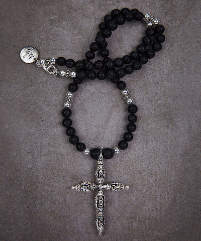 Cross Necklace - Zen Sisters