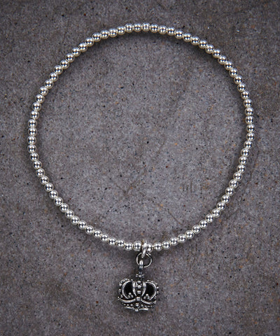Your Majesty Skinny Bracelet - Zen Sisters