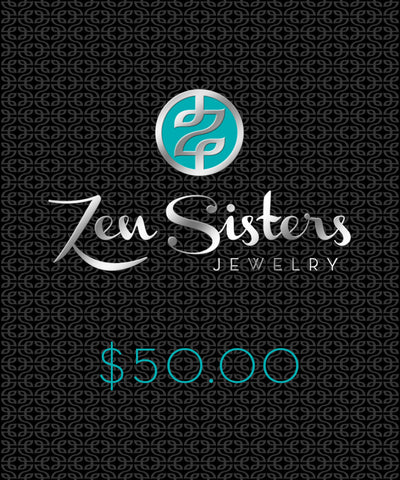 Gift Card - Zen Sisters Jewelry - 1
