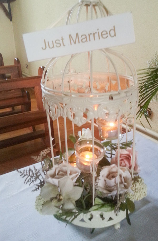 Rosewater Wedding Design - Props & Decor