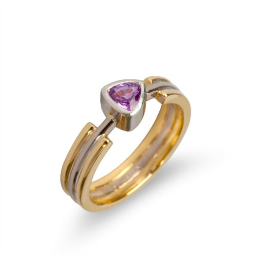 Pink Sapphire TriBand