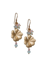 Cluster Flower Earrings