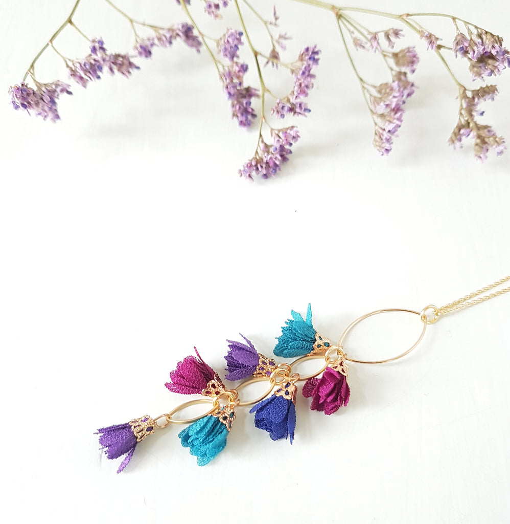 Parisian Dangles Necklace