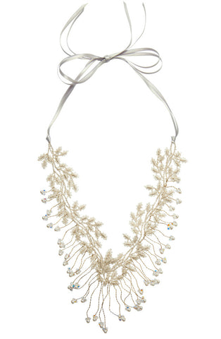 Vine Lace Necklace