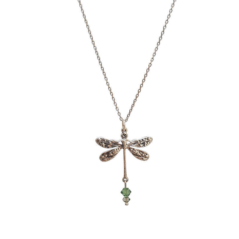 Small Dragonfly Necklace
