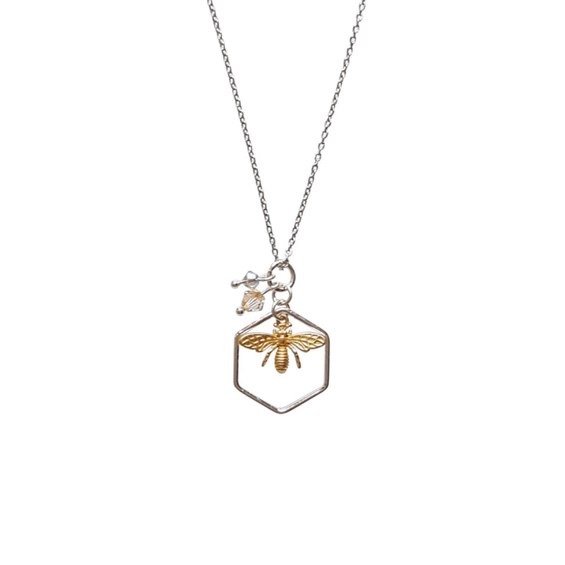 The Bee that Nearly Isn't, Necklace