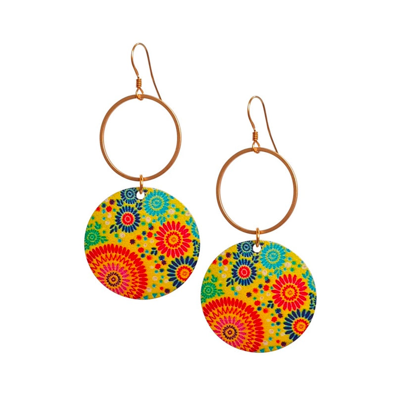 Boho Summer Party Earrings.