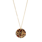Boho Leopard Necklace