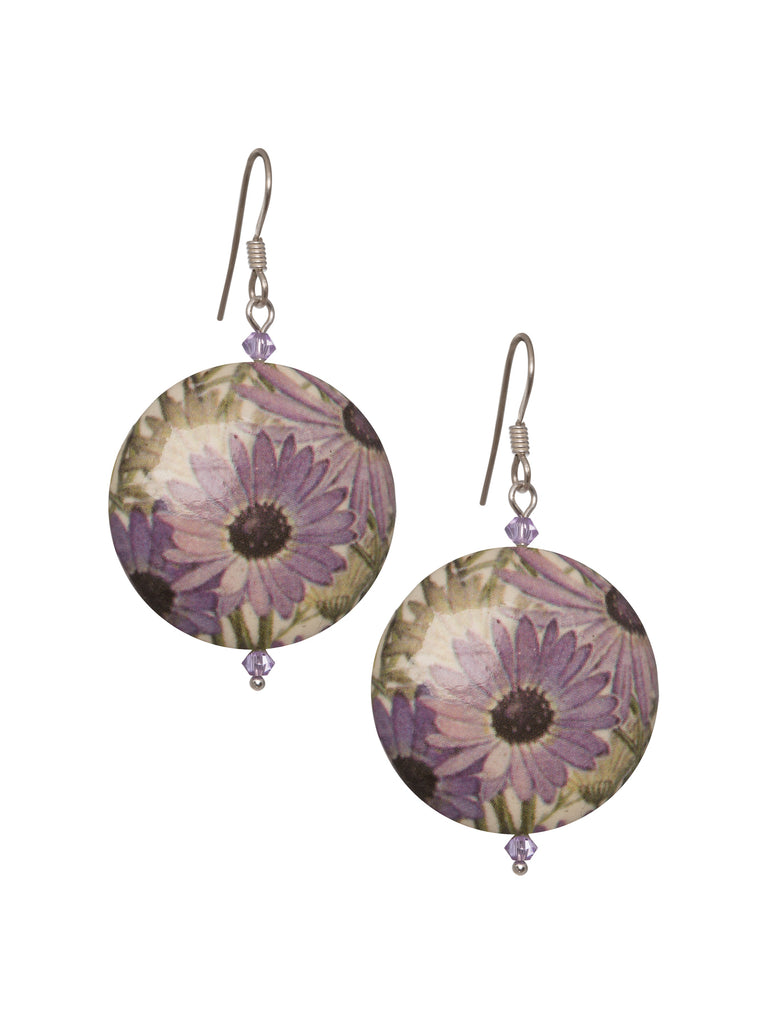Osteospermum Flower Earrings