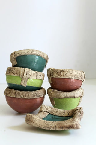 Handmade Bowls(sold individually)
