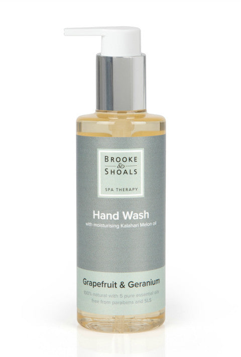 Brooke & Shoals Hand Wash 100& Natural