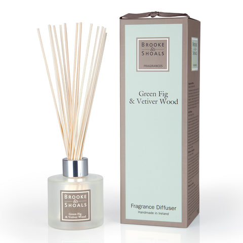 Brooke and Shoals Fragrance Diffuser - Green Fig & Vetiver