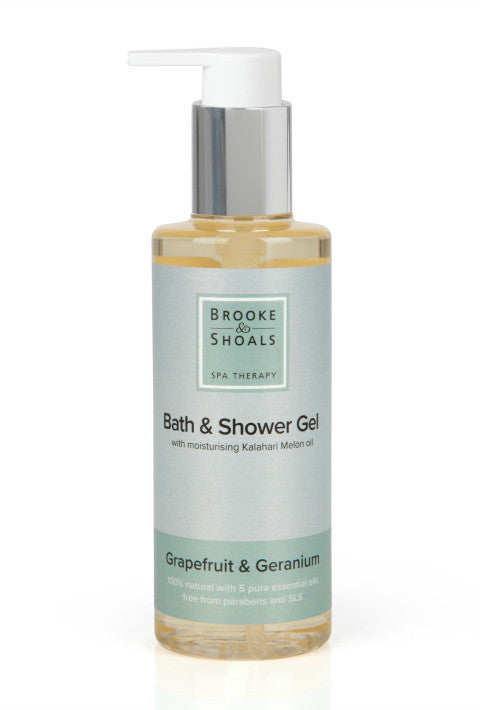 Natural Bath & Body Wash - Brooke & Shoals