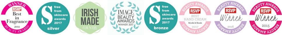 Brooke & Shoals Award Winning Range