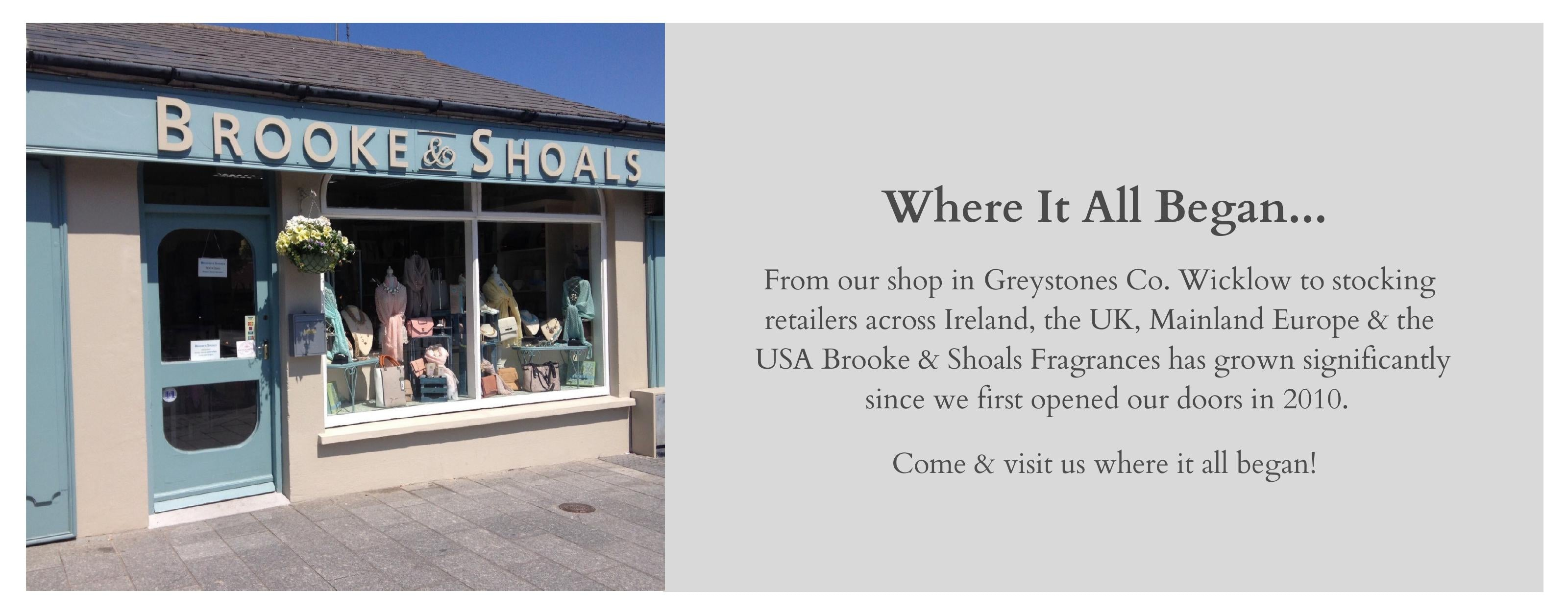 Brooke & Shoals Shop Greystones