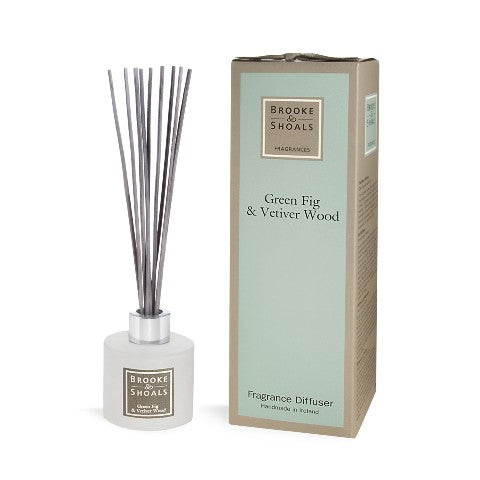 Fragrance Diffuser - Green Fig & Vetiver
