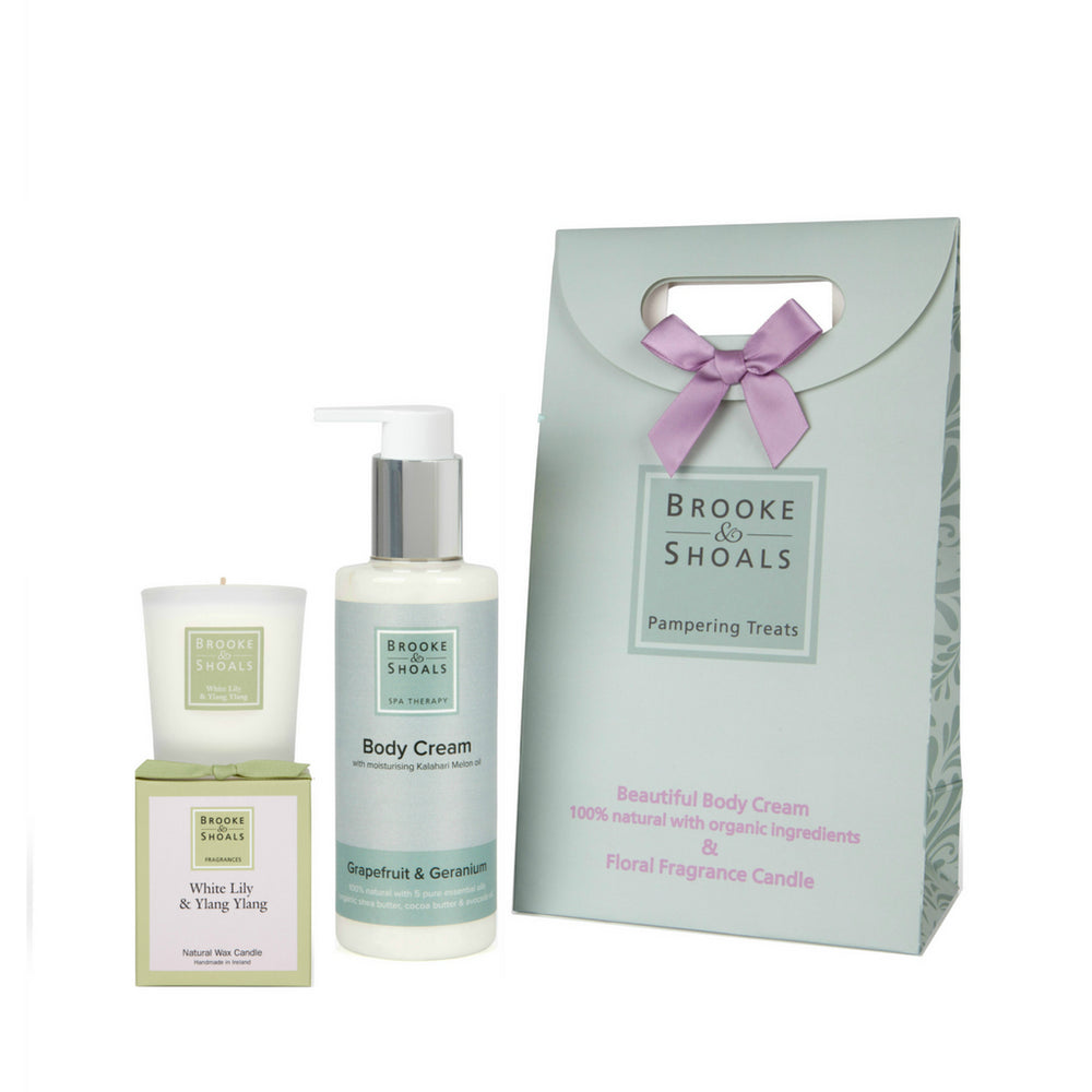 Pampering Treat Kit - Blissful Body