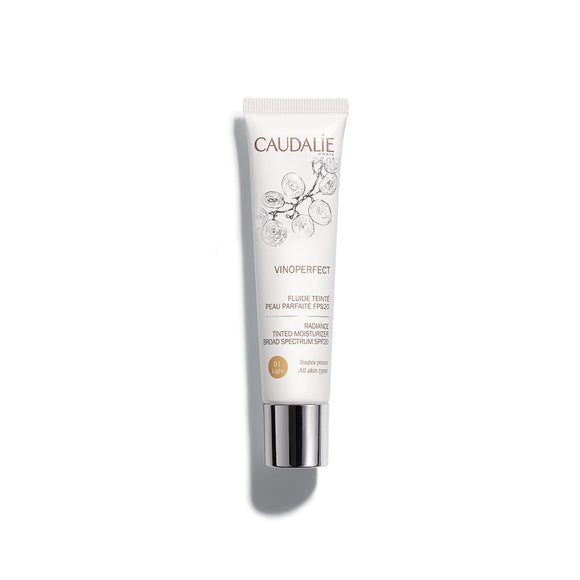 Caudalie Vinoperfect Fluido Colorato SPF20 01 Light 40ml