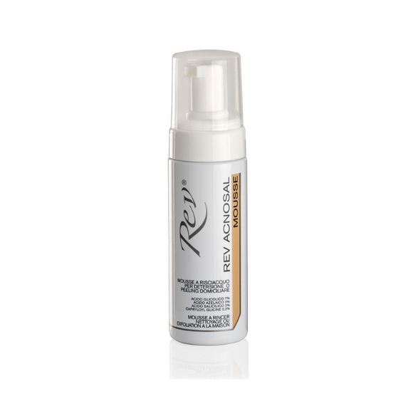 Rev Acnosal Mousse 125ml