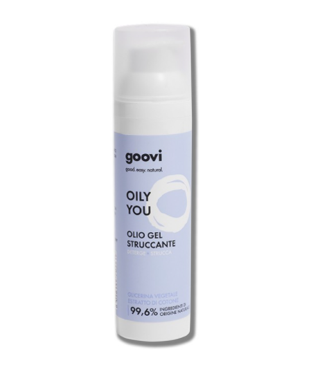 Goovi Olio Gel Struccante  OILY YOU 75ml