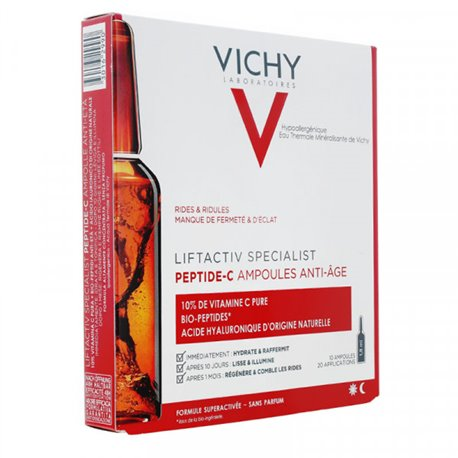 Vichy Liftactiv Specialist Peptide-C Ampolle 30 fiale
