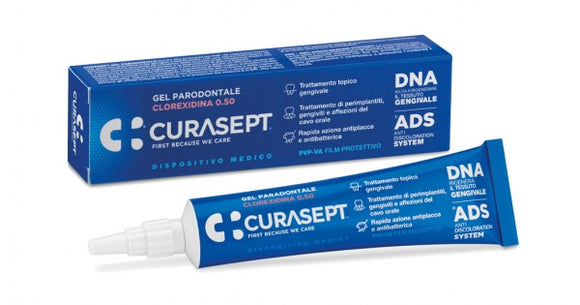 GEL PARODONTALE ADS 0,5% CURASEPT 30ML