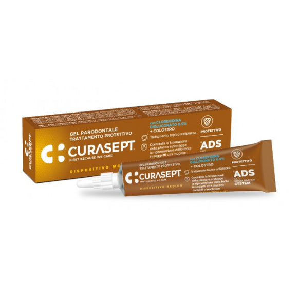 Curasept Gel Parodontale 0.5% Ads Protettivo 30ml