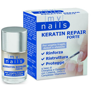 My Nails Keratin Repair Forte per unghie fragili, deboli e sfaldate 10ml