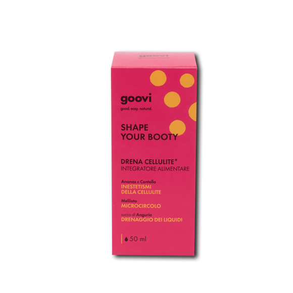 GOOVI SHAPE YOUR BOOTY 50ML
