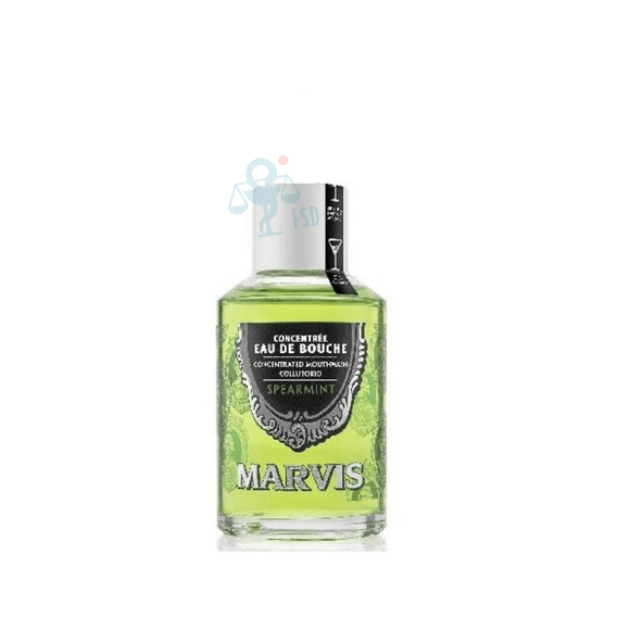 Marvis Collutorio Eau De Bouche Spearmint 120ml