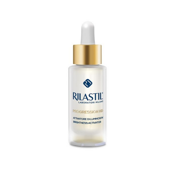 Rilastil Progression HD Siero Attivatore Luminosità 30ml
