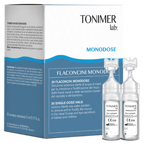 TONIMER LAB MONODOSE ISOTONICA 12FL 5ML