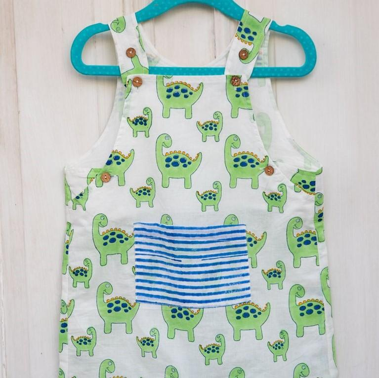 Baby Clothing: Dungarees