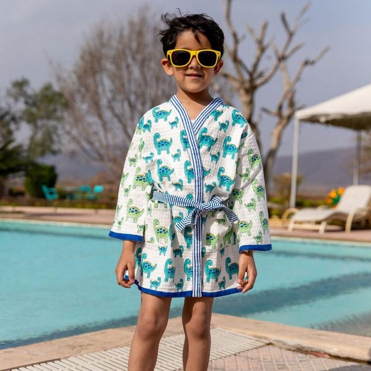 Boy's Clothing: Bath Robes