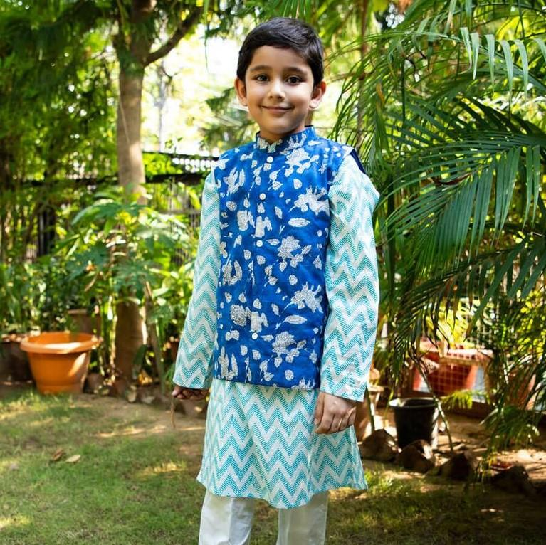 Boy's Clothing: Indian Wear